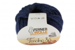Ferner Wolle Tencino 80 - 10 x 50 g - T8011